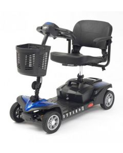 Style Plus Mobility Scooter with Suspension